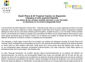 12.04.2013-Hyatt-Place-&-El-Tropical-Casino-impulsa-el-arte-puertorriqueno